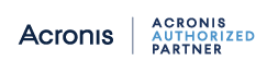 Acronis authorized partner light